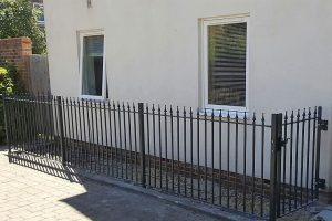 JC Fabrications - Metal fencing, steel fencing, railings, electric gates, balustrades, metal gates, RSJ's, steel beams, welding, staircases, security fates, metal artwork